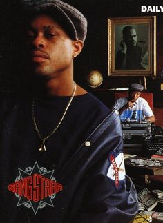 Gang Starr  Daily Operation