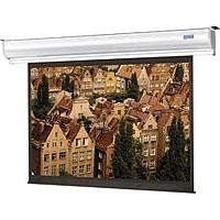 """Da-Lite Contour Electrol HDTV Format Electric Wall and Ceiling Projection Screen, 45"""" x 80"""", 91.8"""" Diagonal, Matte White Surface by Da-Lite. $749.95. Matte White - The most versatile screen surface and the premier choice when ambient light is controllable. It evenly distributes light over a wide viewing area while colors remain bright and life-like, with no shifts in hue. Screen surface can be cleaned with mild soap and water. Flame retardant and mildew resistant. Built-i..."""