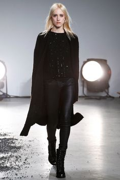 FALL 2014 READY-TO-WEAR Zadig & Voltaire