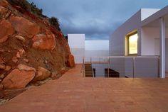House in Cadiz  Cadiz, Spain     A project by: Alfonso Alzugaray Arquitecto