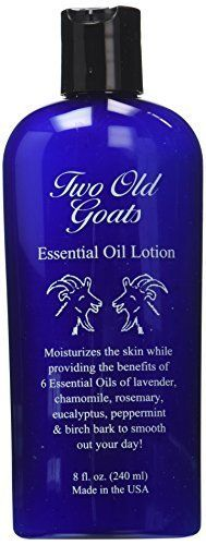 #lovelovelove #blogger Two Old #Goats Essential Oil Lotion is our strongest formula, ready to tackle your toughest aches & pains caused by swelling due to Arthri...