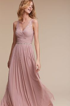 Fleur Dress Rose Quartz