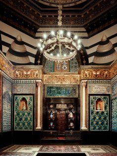 The Arab Hall, Leighton House Museum http://www.rbkc.gov.uk/subsites/museums/leightonhousemuseum/visitus.aspx