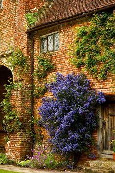 "pagewoman: "" Sissinghurst Castle, Kent, England """