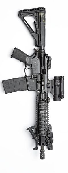 Centurion Arms shorty, Magpul attire and Aimpoint M4. By Stickman.