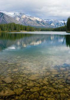 ✮ Johnson Lake Rocks - Banff National Park, Canada