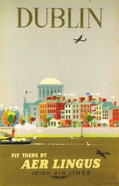 Dublin - Fly there with Aer Lingus
