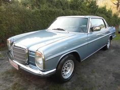 Mercedes-Benz 280 C/8, Automatik, H-Zulassung, Rostfrei