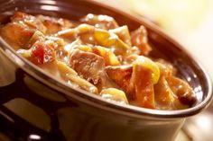 Smokin' Hot Turkey Rutabaga Stew | Trim Down Club