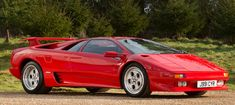 First owned by Sir Rod Stewart 1991 Lamborghini Diablo Coupé GOODWOOD MEMBERS' MEETING 18 Mar 2018, 14:00 GMT CHICHESTER, GOODWOOD