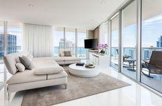Roche Bobois | Scenario sofa designed by Sacha Lakic