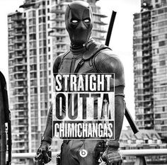 Deadpool ~ no chimay's? That's not gonna end well...