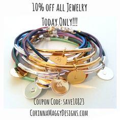 http://corinnamaggydesigns.com Shop Jewelry