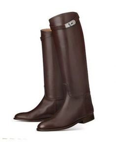 Hermes shoes 2011 - always wanted a pair of riding boots, but then I need something to ride.