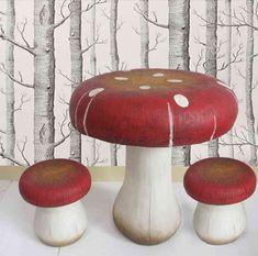 table champignon