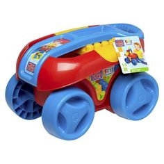 Get 50% off the Mega Bloks Play 'n Go Wagon (Today Only)!