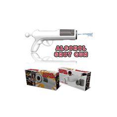 Alcohol Shot Gun    £15.95