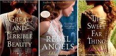 A wonderful trilogy - I love these books!
