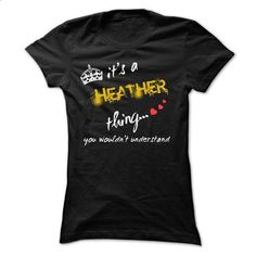Heather - #t shirts online #plain black hoodie. BUY NOW => https://www.sunfrog.com/Names/Heather.html?60505
