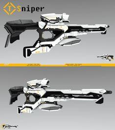 Titus Sniper by betasector on deviantART