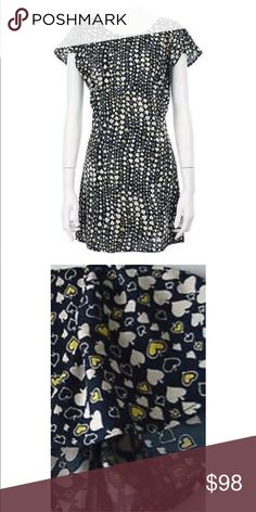 ff861ec486e6d Kate Moss Topshop Iconic Hearts Spades Tea Dress Iconic hearts print tea  dress Size UK 8 USA 4 EURO 36 Excellent condition Kate Moss for TOPSHOP  Dresses ...