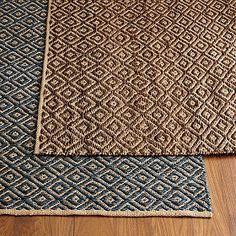 Company store jute rug.