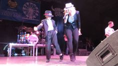 """Lauren Alaina sang  """"Bille Jean"""" while her 6 year old cousin danced at the North Georgia State Fair on September 21, 2013"""