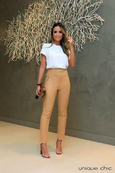 Work Looks, Looks Style, Street Style Looks, Casual Looks, Work Fashion, Curvy Fashion, Urban Fashion, Fashion Looks, Fashion Outfits