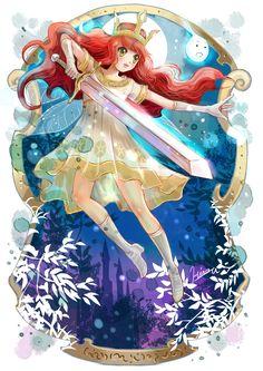 Child of Light by HiroUsuda.deviantart.com on @deviantART
