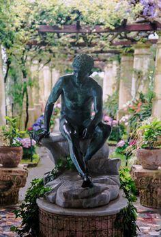 Villa San Michele -Ph. Raffaele Mastroianni