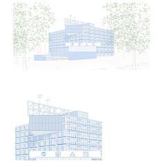 de vylder vinck taillieu . VRT media building . Brussels (4)
