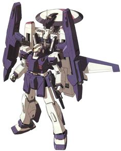The MSA-003+FXA-05D Nemo-Defenser is a mobile suit from Advance of Zeta: The Traitor to Destiny. It is piloted by Danica McGuire.