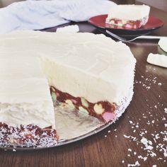 Lolly Log Cheesecake