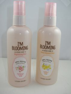 Etude House Im Blooming Mist Review - Musings of a Muse