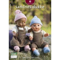 1207 - Dukke - Sandnes Garn