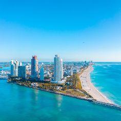 Life is better in Miami Beach Kathi Johnson. South Beach Miami, North Beach, Miami Florida, South Florida, Miami City, Downtown Miami, Orlando Skyline, Waterfront Homes, Florida Travel