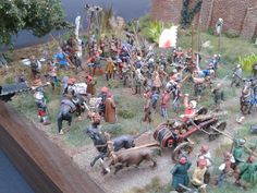 German Peasant War 1525… by Michel · Putty&Paint