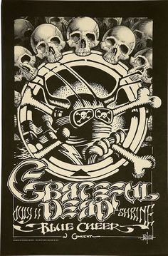 Collecting Concert Posters: The Art of Rock