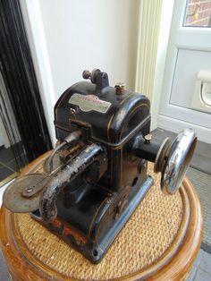 bonis fur sewing machine manual