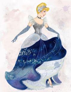 lloveee Cinderella's dress