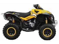 New 2014 Can-Am Renegade X xc 1000 ATVs For Sale in Ohio. 2014 CAN-AM Renegade X xc 1000, Renegade X xc Loaded with extras to give you every advantage. Its the ride you want when only the most power, precise handling and aggressive looks will do. Unparalleled performance and style for the most demanding riders. Highlights - Renegade X xc 1000: Front and rear FOX Podium Performance RC2 piggyback shocks Tri-mode Dynamic Power Steering (DPS) Visco-Lok QE auto-locking front differential 12 in…