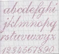 Gráfico+ponto+cruz+monograma+cursivo+2.jpg (1121×1021)