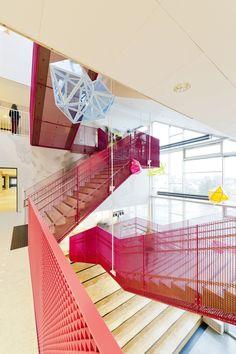 Norwegische Schule von CEBRA / Hölzerner Schimmer - Architektur und Architekten - News / Meldungen / Nachrichten - BauNetz.de