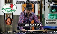 ÁJAX - NOTÍCIAS: SHOW LUIGUI SANTO
