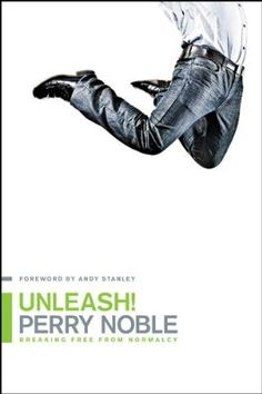 Unleash - first book from NewSpring Church pastor Perry Noble. #1 on Barnes and Noble best seller list in stores on day of release this week - available now online - Kindle and paperback. Excellent book! http://www.amazon.com/gp/aw/d/B007V69FMU/ref=redir_mdp_mobile/185-5523657-0102829?keywords=Unleash!=1348143902_=sr_1_1=8-1