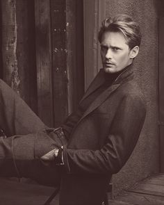 Alexander Skarsgard. I'd like to see him in an Austen Or Gaskell made for tv movie @Liz Brubaker what do you think?