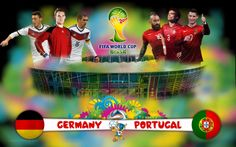 Portugal VS Germany Preview FIFA World Cup 2014: Prediction And Betting ...