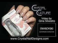 How to Apply Swarovski Crystal Pixie - Technique - NAILS Magazine