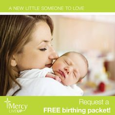 Are you newly expecting or planning to start a #family? Consider Mercy! We offer #parents many free classes, along with free tours of our #birthing areas. Request a FREE packet for more information. mercy.dm/bbypkt #MommyMondays