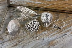 In the mood for some heavy metal? What about some sweet silver jewelry! So many awesome metallic jewelry choices in store right now! #earthboundtrading